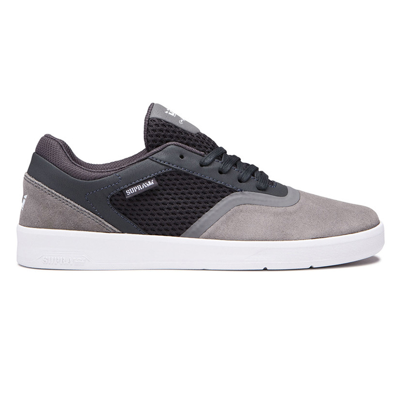 Supra Saint Dark Grey/Grey/White