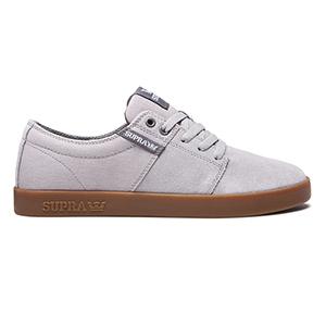 Supra Stacks II Lt Grey/Grey/Gum