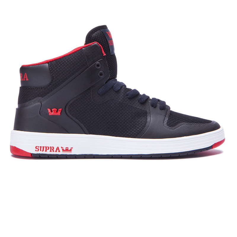 Supra Vaider 2.0 Black Red
