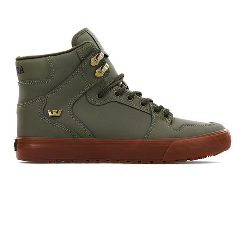 Supra Vaider Cold Weather Olive