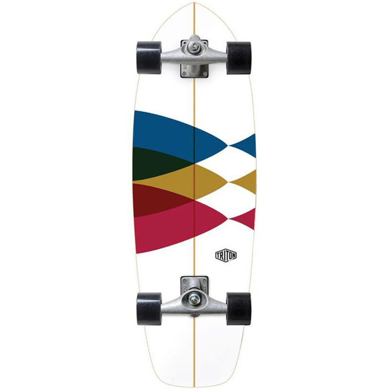 Triton by Carver CX Raw Spectral Complete Surfskate 30.0