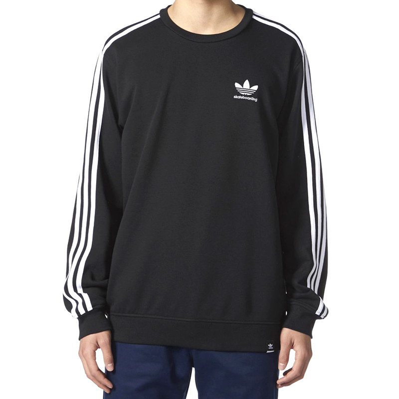 adidas Clima 2.0 Crewneck Sweater Black/White
