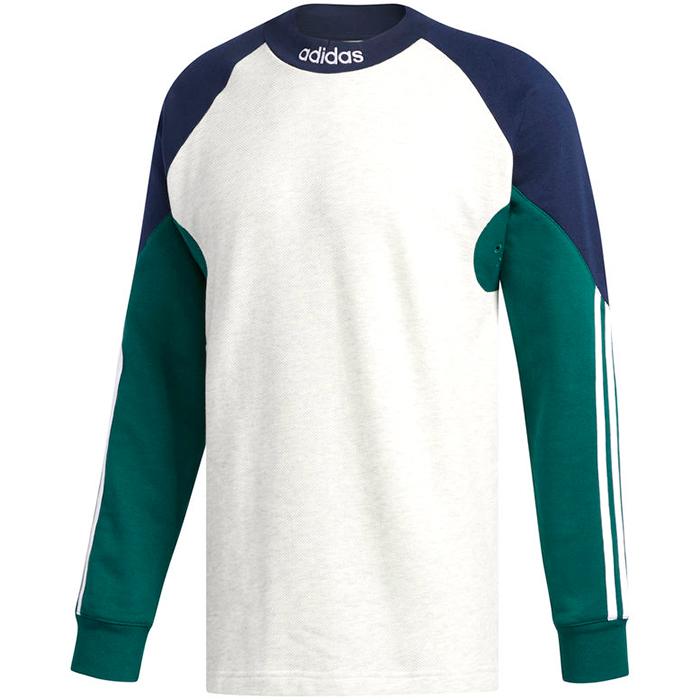 adidas Pitils Jersey Sweater Palmel/Nindig/Cgreen