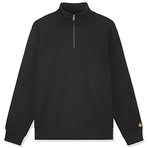 Carhartt Chase Highneck Sweater Black/Gold