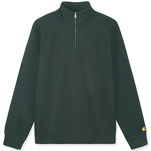 Carhartt Chase Highneck Sweater Loden/Gold