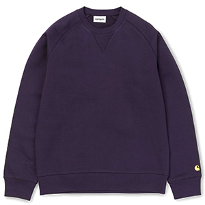 Carhartt Chase Sweater Lakers/Gold