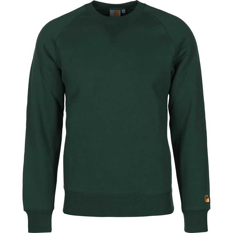 Carhartt Chase Sweater Parsley/Gold