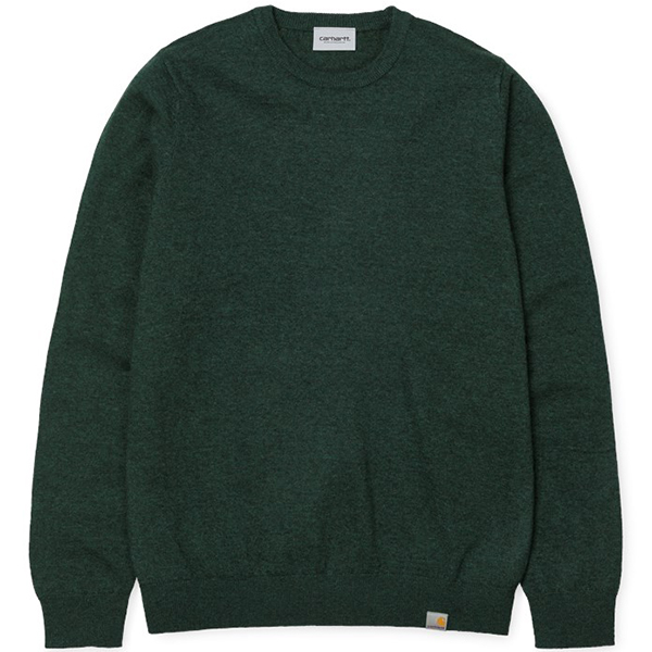 Carhartt Playoff Sweater Parsley Heather