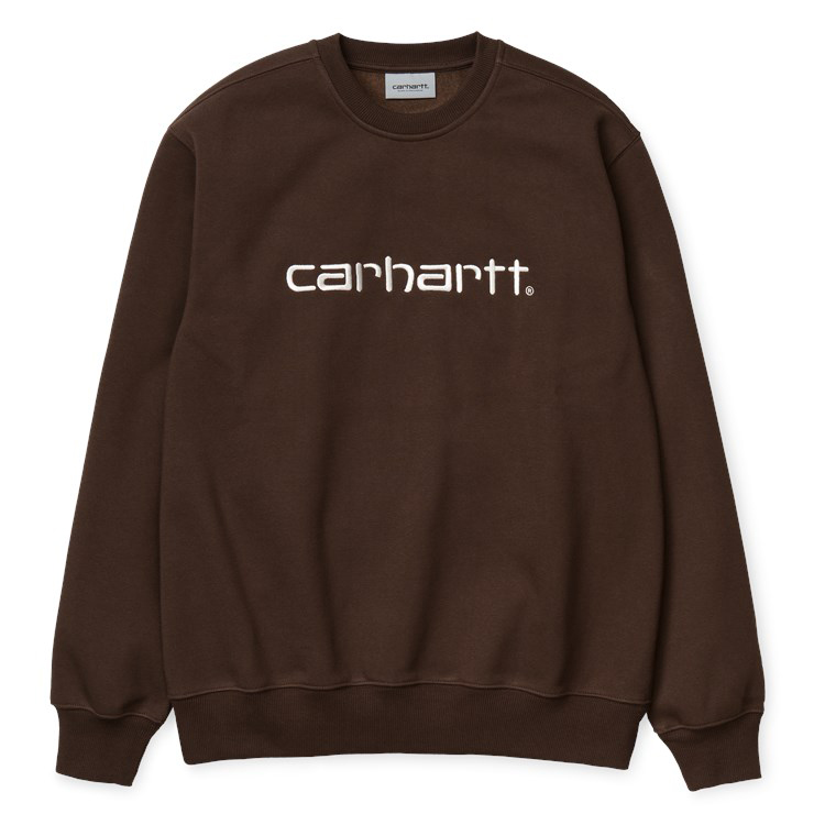 Carhartt Sweater Tobacco/Wax