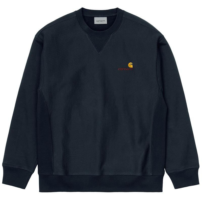 Carhartt WIP American Script Sweater Astro