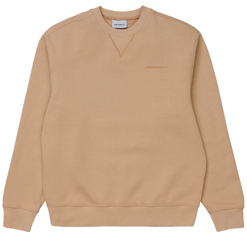 Carhartt WIP Ashland Sweater Dusty H Brown
