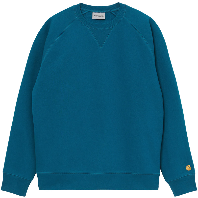 Carhartt WIP Chase Sweater Corse/Gold