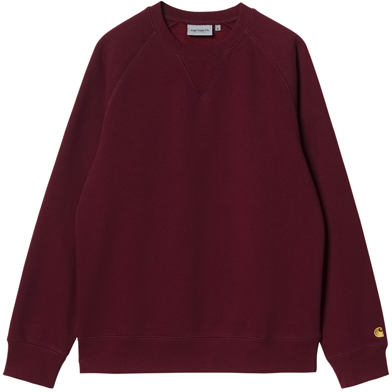 Carhartt WIP Chase Sweater Jam/Gold