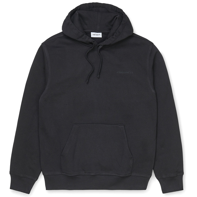 Carhartt WIP Hooded Ashland Sweater Black