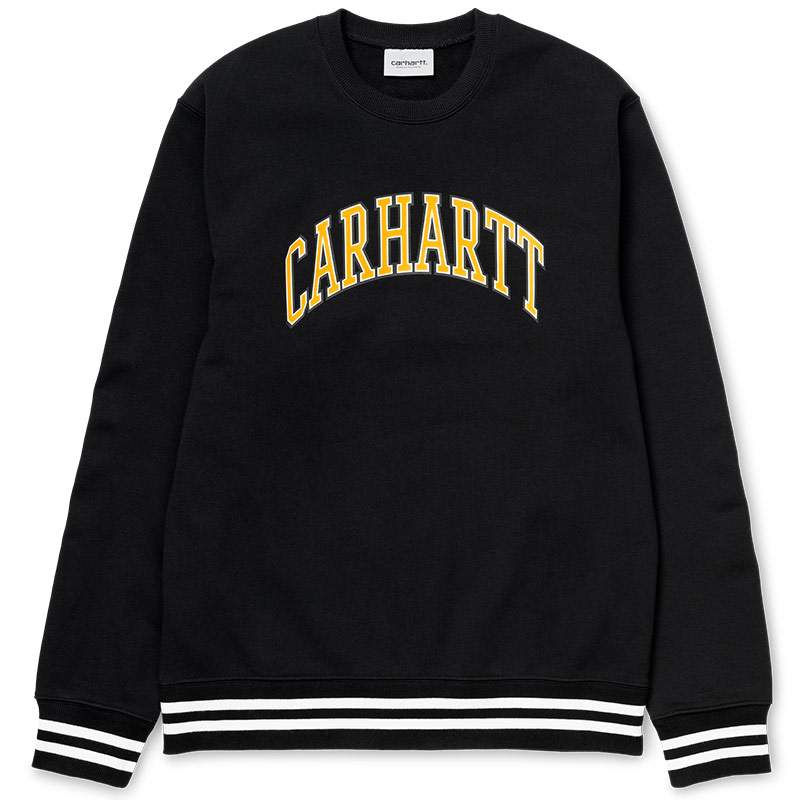Carhartt WIP Knowledge Sweater Black
