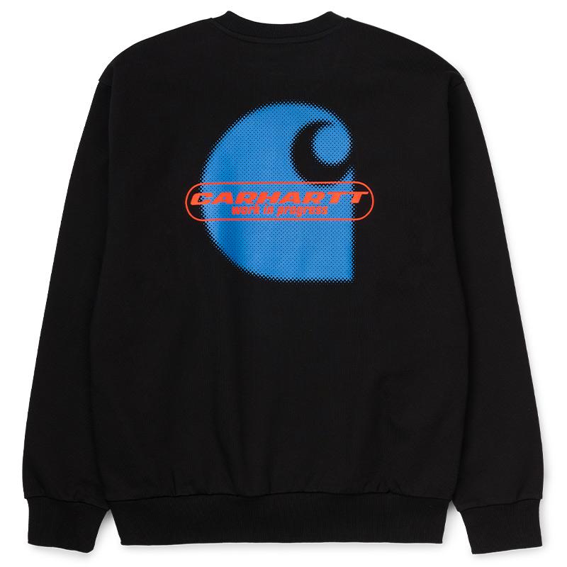 Carhartt WIP Ninety Sweater Black