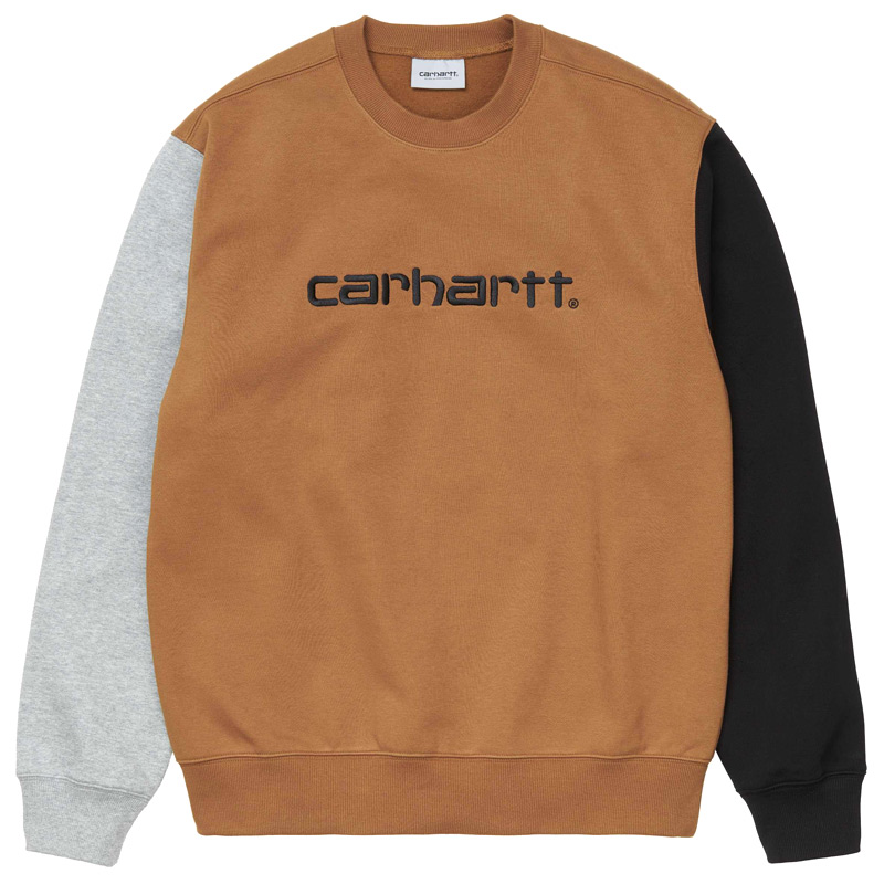 Carhartt WIP Tricol Sweater Hamilton Brown