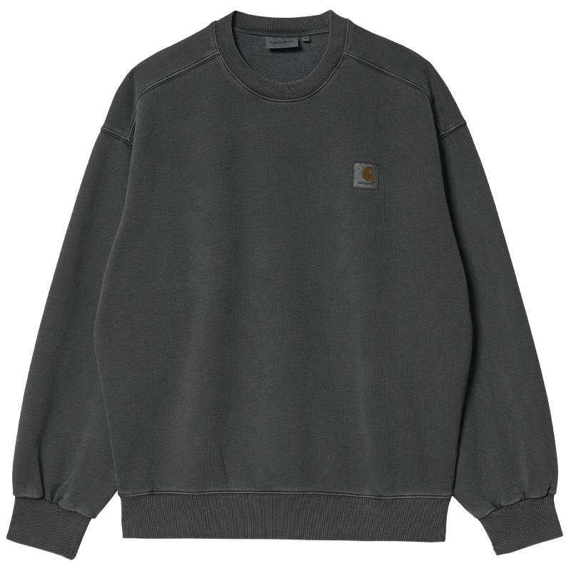Carhartt WIP Vista Sweater Soot