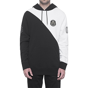 HUF X World Cup Offside Hoodie Black