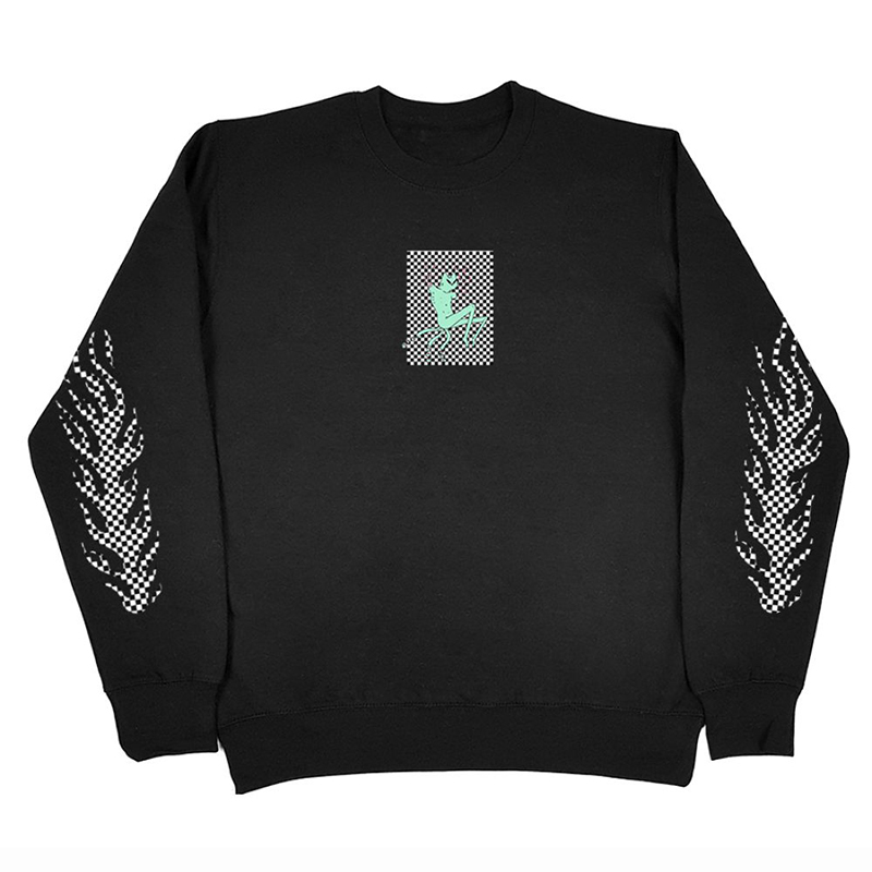Leon Karssen Flayon Crewneck Sweater Black