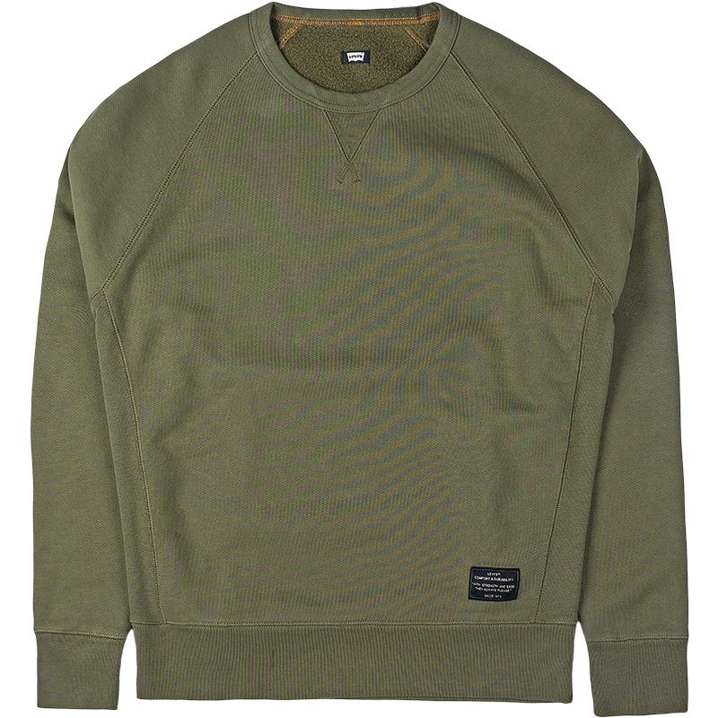 Levi's Crewneck Sweater Ivy Green