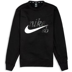 Nike SB Craft Sweater Black/White