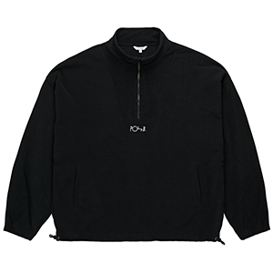 Polar Lightweight Fleece Mockneck 2.0 Black
