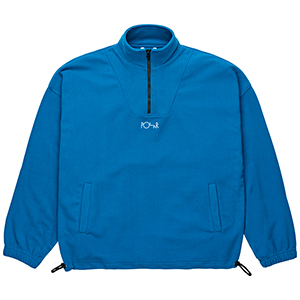 Polar Lightweight Fleece Mockneck 2.0 Myknos Blue