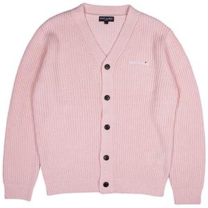RIPNDIP Must Be Nice Cardigan Pink