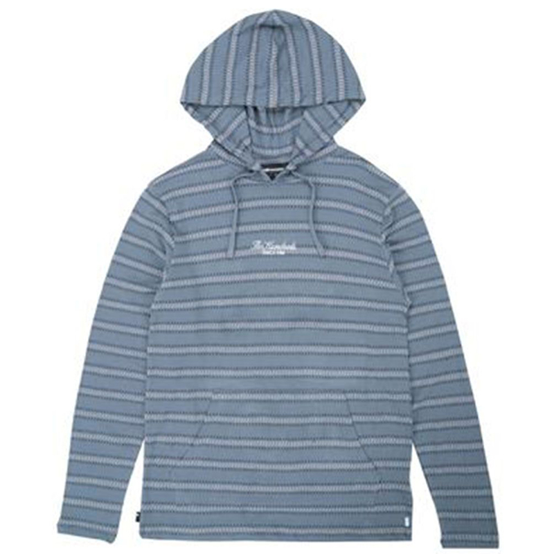 The Hundreds Baja Hoodie Dusty Blue