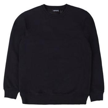 The Hundreds End Crewneck Sweater Black