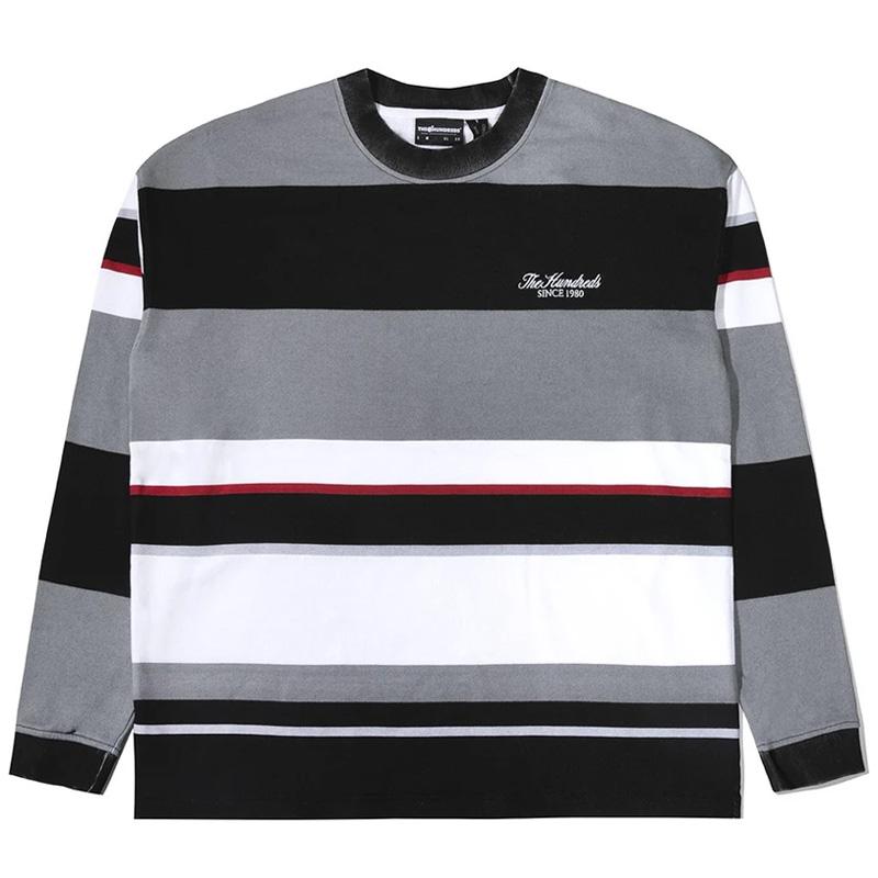 The Hundreds Reseda Crewneck Sweater Black