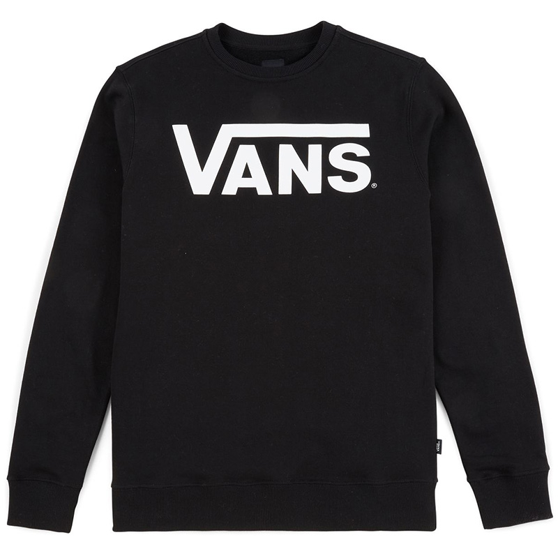 Vans Classic II Crewneck Sweater Black/White