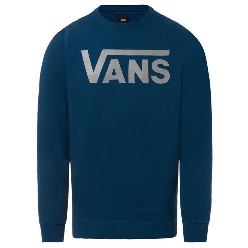Vans Classic II Crewneck Sweater Gibraltar Sea