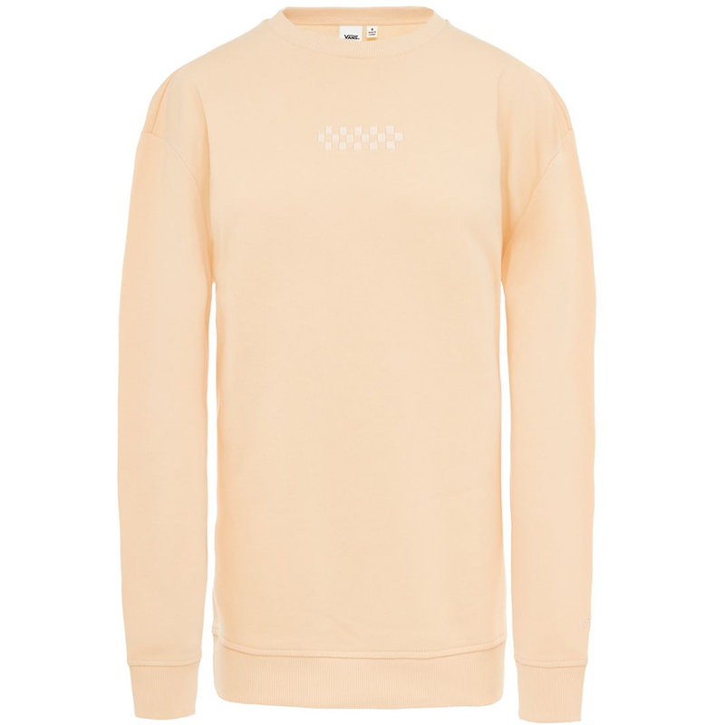 Vans Overtime Crewneck Sweater Bleached Apricot
