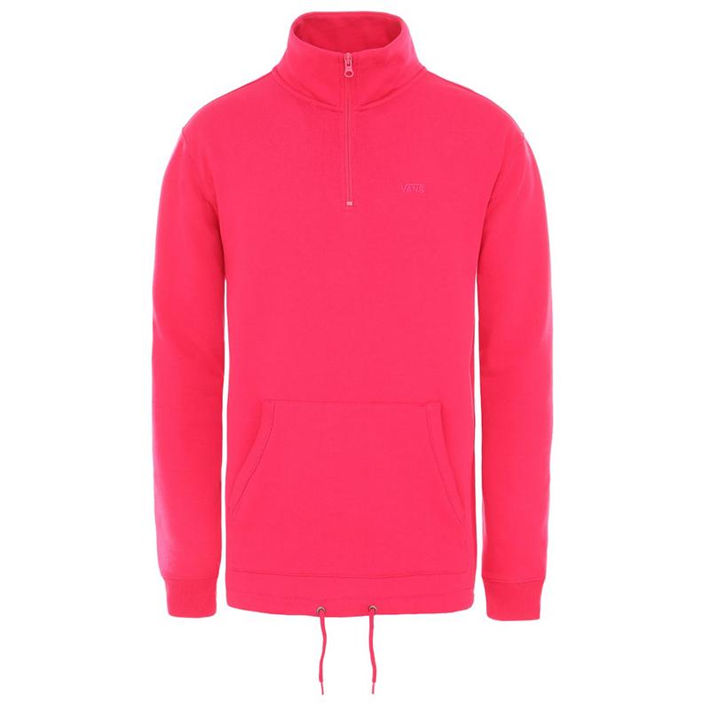 Vans Versa Quarter Zip Sweater Jazzy L - Skatestore.com 93dfbd861
