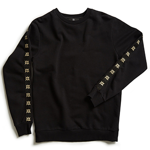 Volcom A.P. Crewneck Sweater Black