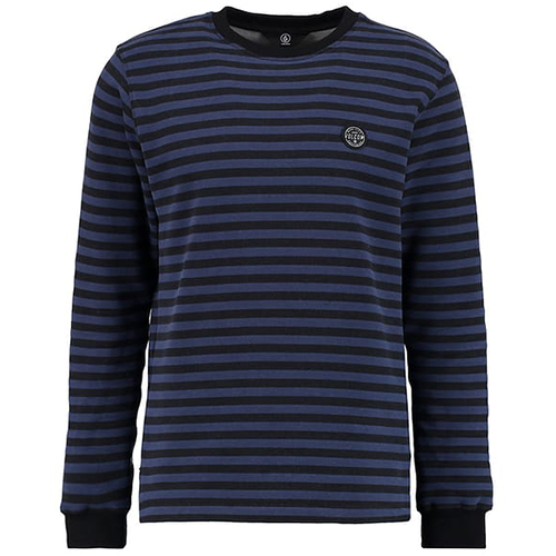 Volcom Kraystone Crewneck Sweater Indigo