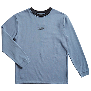 Volcom Noa Noise Sweater Stone Blue