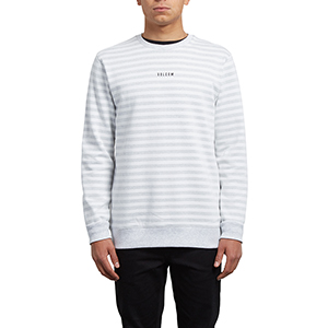 Volcom Wyle Crewneck Sweater Cloud