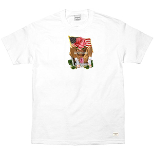 40s & Shorties Hustler Vocation T-shirt White