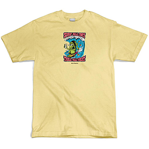 40s & Shorties Troll T-shirt Banana