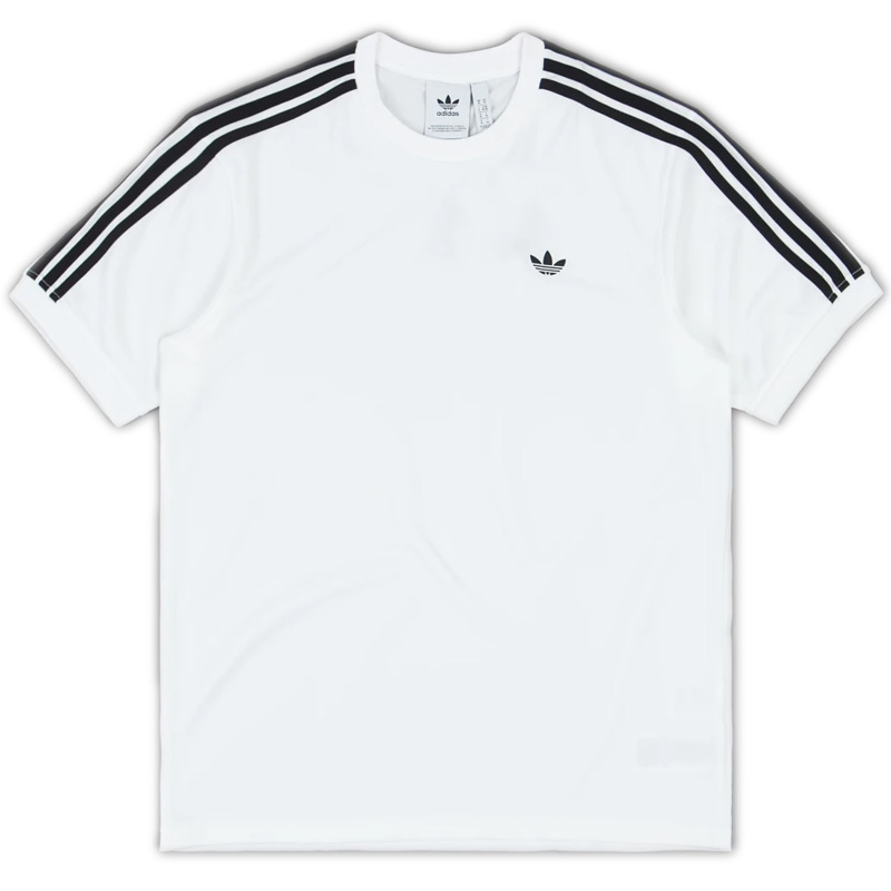 adidas Aero Club Jersey White/Black