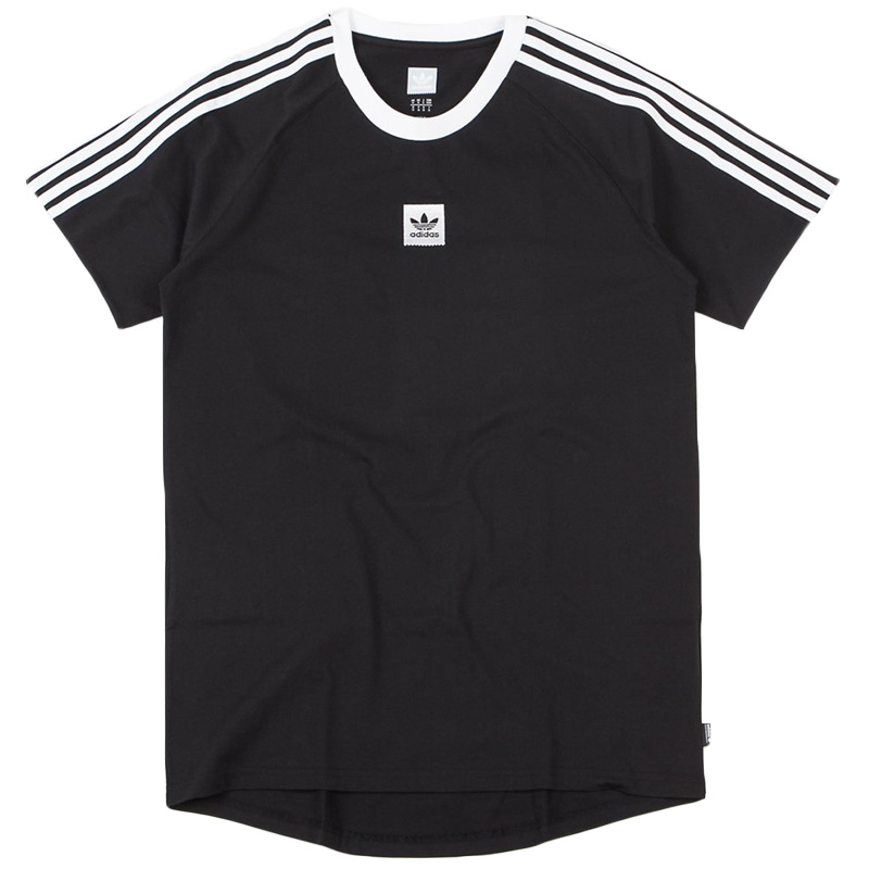 adidas Cali 2.0 T-Shirt Black/White