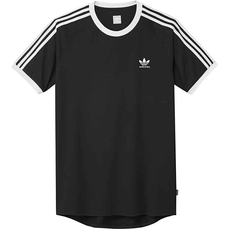 adidas California 2.0 T-Shirt Black/White