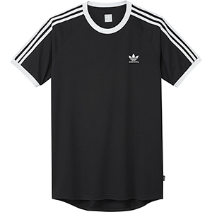 adidas California 2.0 T-Shirt Black/White