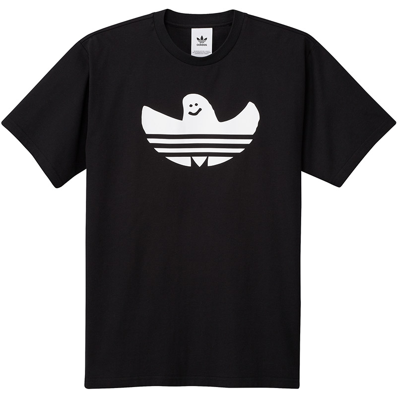 adidas G Shmoo T-Shirt Black