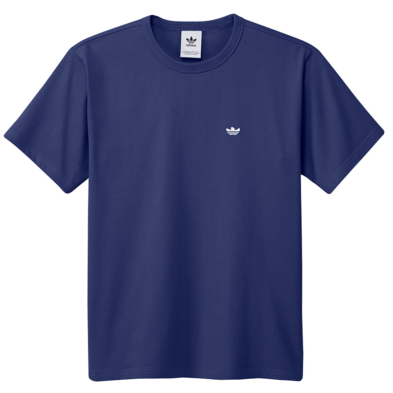 adidas H Shmoo T-Shirt Vicblu/White