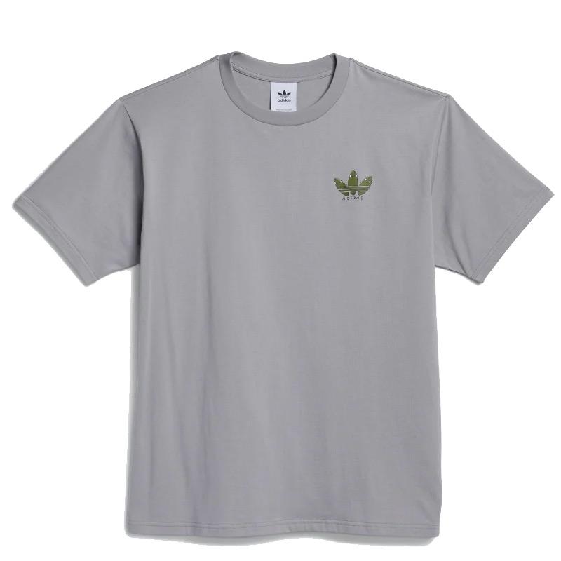 adidas Henry Jones T-Shirt Light Onix