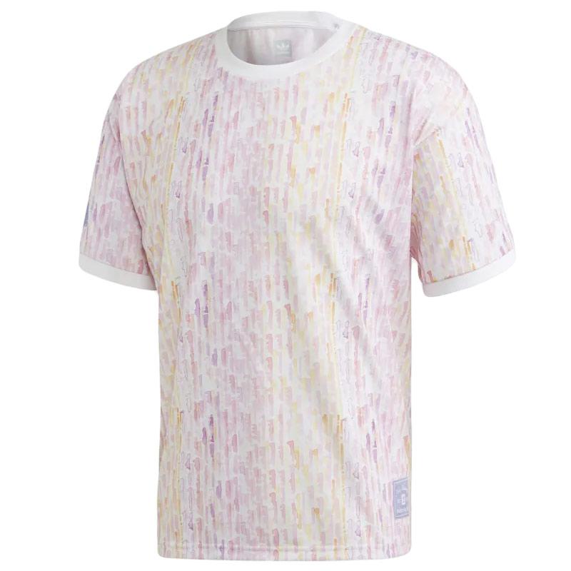 adidas Nora T-Shirt White/Multco